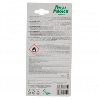 Arbre Magique Nuvola Magica Spray con Oli Essenziali di Lavanda - Flacone da 50ml