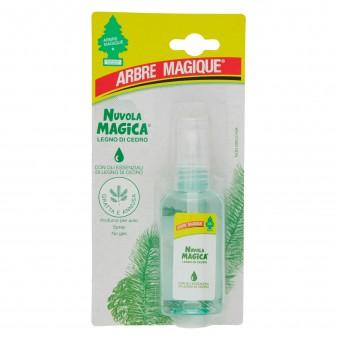 Arbre Magique Nuvola Magica Spray con Oli Essenziali di Legno di Cedro - Flacone da 50ml