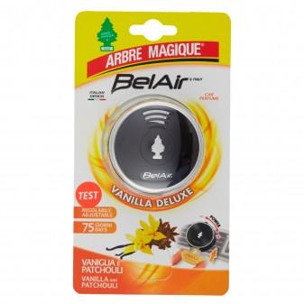 Arbre Magique BelAir Vanilla Deluxe per Profumatore per Auto Fragranza Vaniglia e Patchouli
