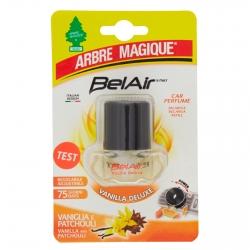 Arbre Magique BelAir Vanilla Deluxe Ricarica per Profumatore per Auto Fragranza Vaniglia e Patchouli