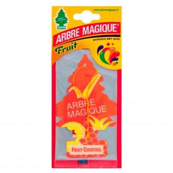 Arbre Magique Fruit Profumatore Solido per Auto Fragranza Fruit Cocktail Lunga Durata
