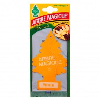 Arbre Magique Classic Profumatore Solido per Auto Fragranza Vaniglia Lunga Durata