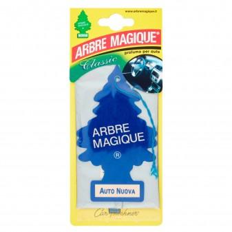 Arbre Magique Classic Profumatore Solido per Auto Fragranza Auto Nuova Lunga Durata