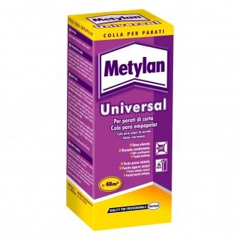 Metylan Universal Colla in Polvere per Parati in Carta - Confezione da 125g