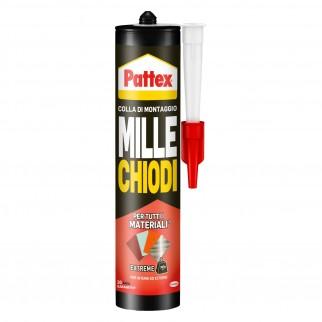 Pattex Mille Chiodi Extreme Adesivo Multi-materiale - Flacone da 460g