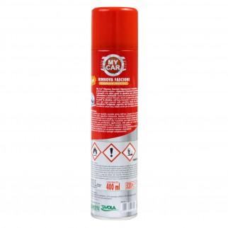 My Car Rinnova Fascioni Spray Rigenerante Protettivo - Flacone da 400 ml
