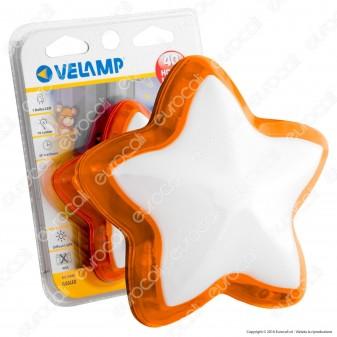 Velamp IL03LED STELLA LED a Batteria con Accensione a Pressione