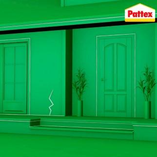 Pattex Esterni Riempie e Ripara Sigillante Universale per Tutte le Condizioni con Applicatore - Flacone da 280ml