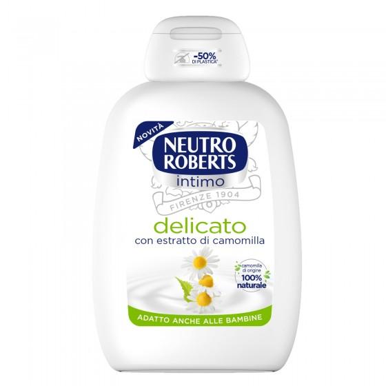 Neutro Roberts Detergente Intimo con Estratti di Camomilla - Flacone da 200ml