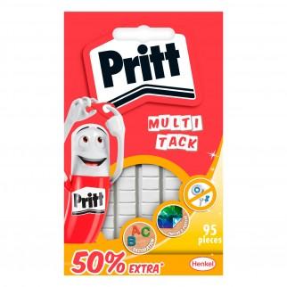 Pritt Multi Tack Gommini Adesivi Pretagliati - Confezione da 95 Pezzi