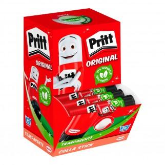 Pritt Original Stick Colla Trasparente - Confezione da 15 Flaconi da 22g