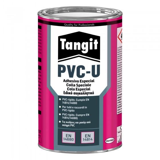 Tangit PVC-U Adesivo Speciale per Tubature - Latta da 1 Kg