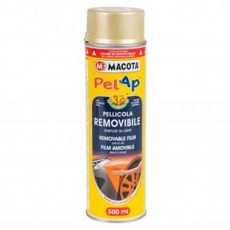 Macota Pelap Pellicola Spray Removibile - Metallizzato Disponibile in 3 Colori