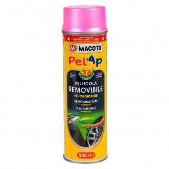Macota Pelap Pellicola Spray Removibile - Fluorescente Diamantato Disponibile in 2 Colori