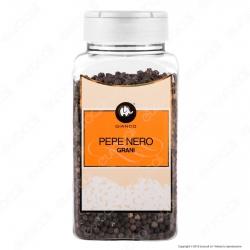 Gianco Pepe Nero in Grani - Maxi Barattolo da 800 ml