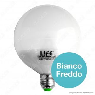 Life Serie GF Lampadina LED E27 20W Globo G120