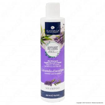 Alkemilla Shampoo Bio Lavanda ed Eucalipto - Flacone da 250ml