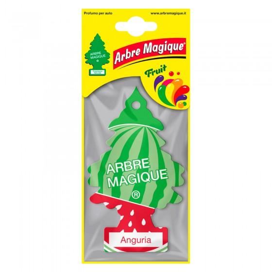 Arbre Magique Fruit Profumatore Solido per Auto Fragranza Anguria Lunga Durata