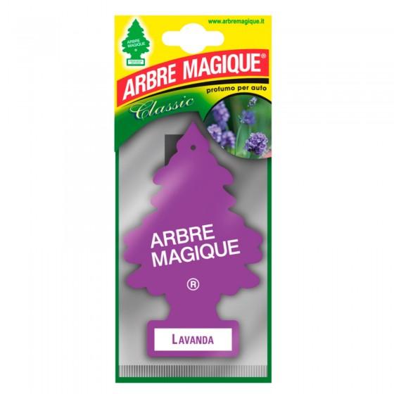 Arbre Magique Classic Profumatore Solido per Auto Fragranza Lavanda Lunga Durata