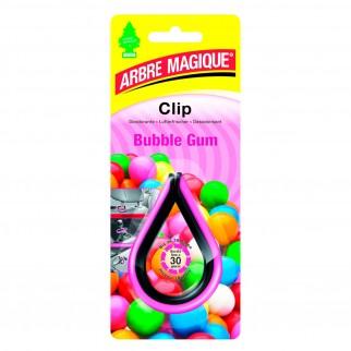 Arbre Magique Clip Deodorante per Auto Fragranza Bubble Gum Lunga Durata
