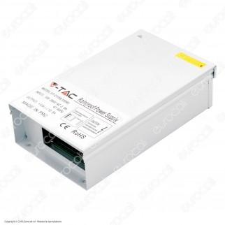 V-Tac VT-21150 Alimentatore 150W Rainproof IP44 a 2 Uscite con Morsetti a Vite - SKU 3072