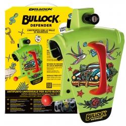 Bullock Defender Blocca Volante Antifurto Universale per Auto - Limited Edition Old School