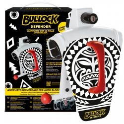 Bullock Defender Blocca Volante Antifurto Universale per Auto - Limited Edition Old School Maori
