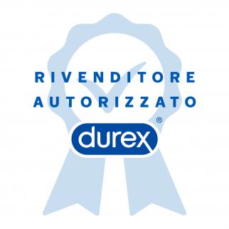 Preservativi Durex Retard ad Azione Ritardante e Forma Easy-On - Confezione da 4 Profilattici