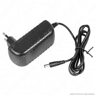 V-Tac VT-23044 Alimentatore 42W 12V IP44 Plug&Play con Jack 2.1 - SKU 2672