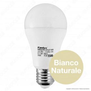 Kanlux Omega Pro WW Lampadina LED E27 13W Bulb A60