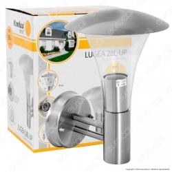 Kanlux LUGEA 28L-UP Portalampada da Giardino Wall Light da Muro per Lampadine E27 - mod.23530