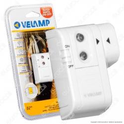 Velamp IL16 Punto Luce con Magnete 2 LED a Batteria - mod.IL16