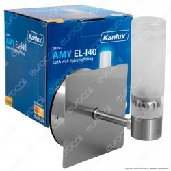 Kanlux AMY EL-140 Portalampada Wall Light da Muro per Lampadine G9 - mod.7130