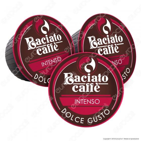 80 Capsule Baciato Caffè Intenso Cialde Compatibili Necafè Dolce Gusto