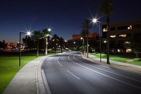 Plafoniere Per Lampioni Stradali : Lampioni a led: non solo risparmio energetico ma anche design