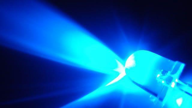 led blu