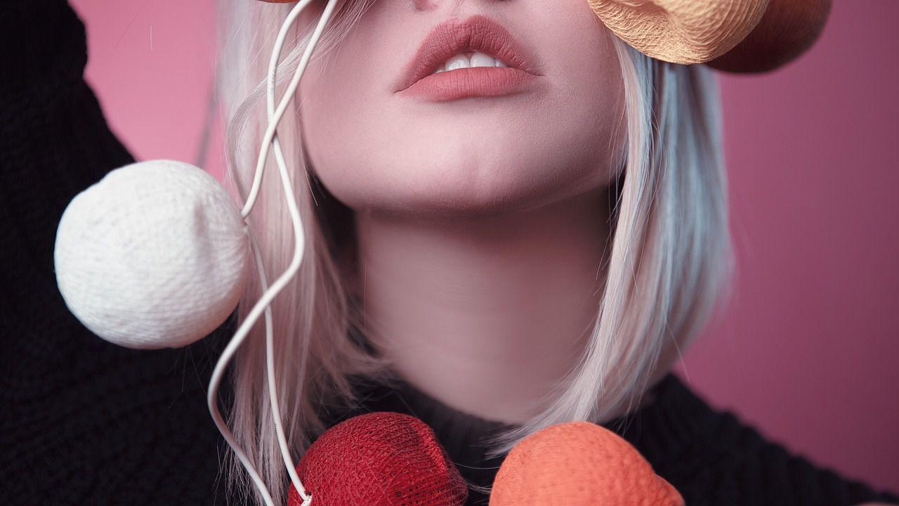 Donna burrocacao labbra