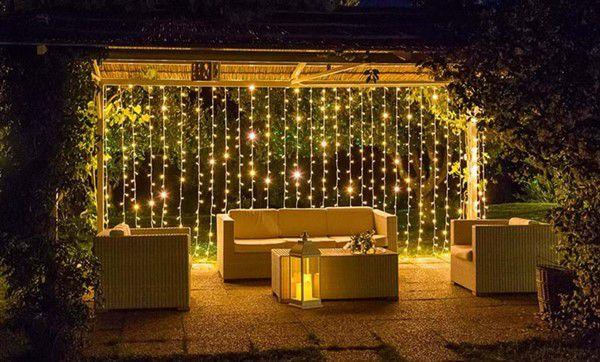 Come illuminare un ristorante all aperto e renderlo suggestivo