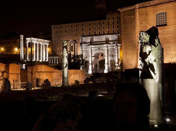 fori antichi di roma