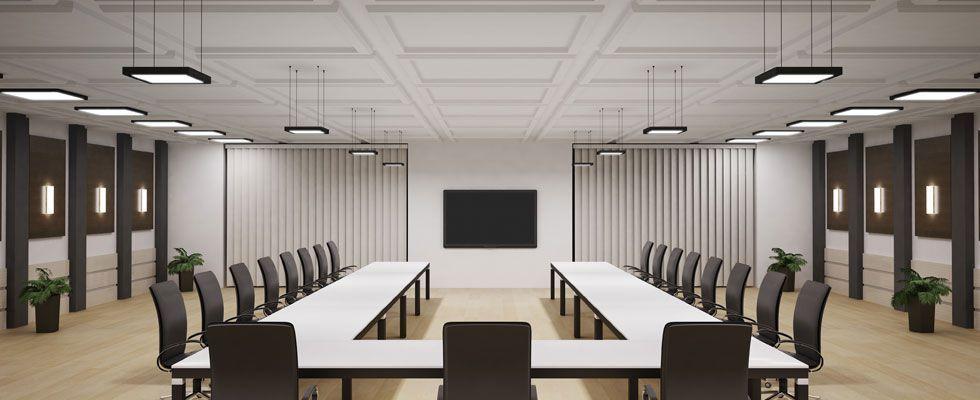 Illuminazione Per Ufficio.Come Illuminare Al Meglio L Ufficio E La Scrivania Con Il Led