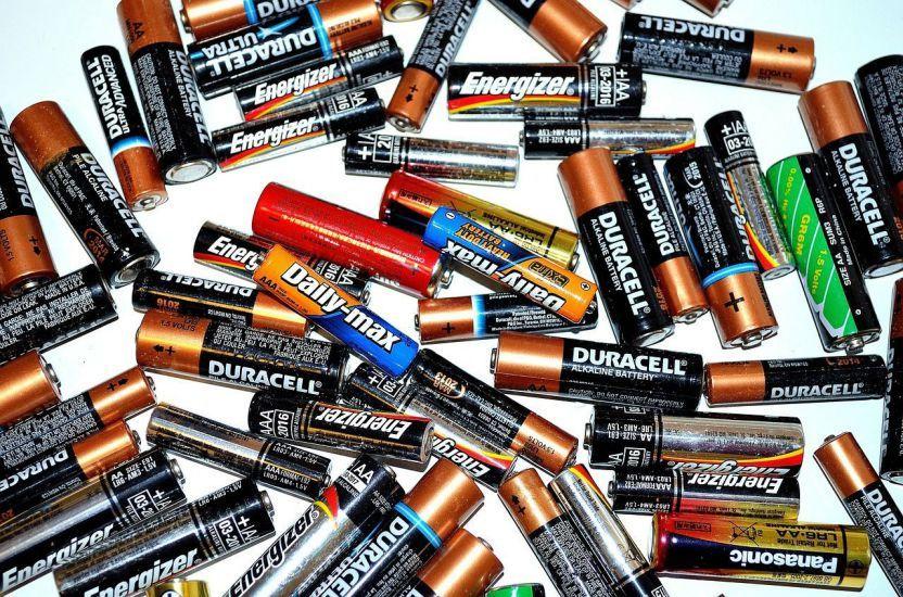 Set di batterie