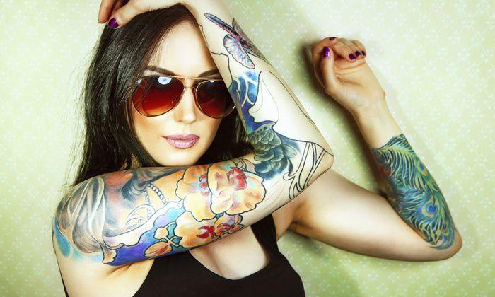 rivitalizzare tatuaggio