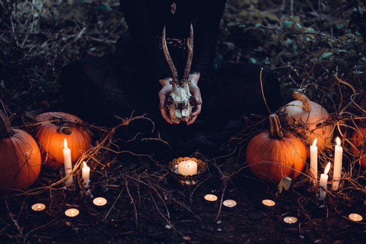 Esterno per Halloween