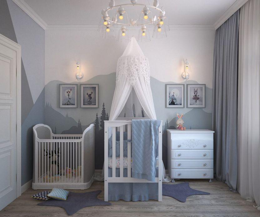 L'illuminazione giusta per la cameretta del vostro bebè