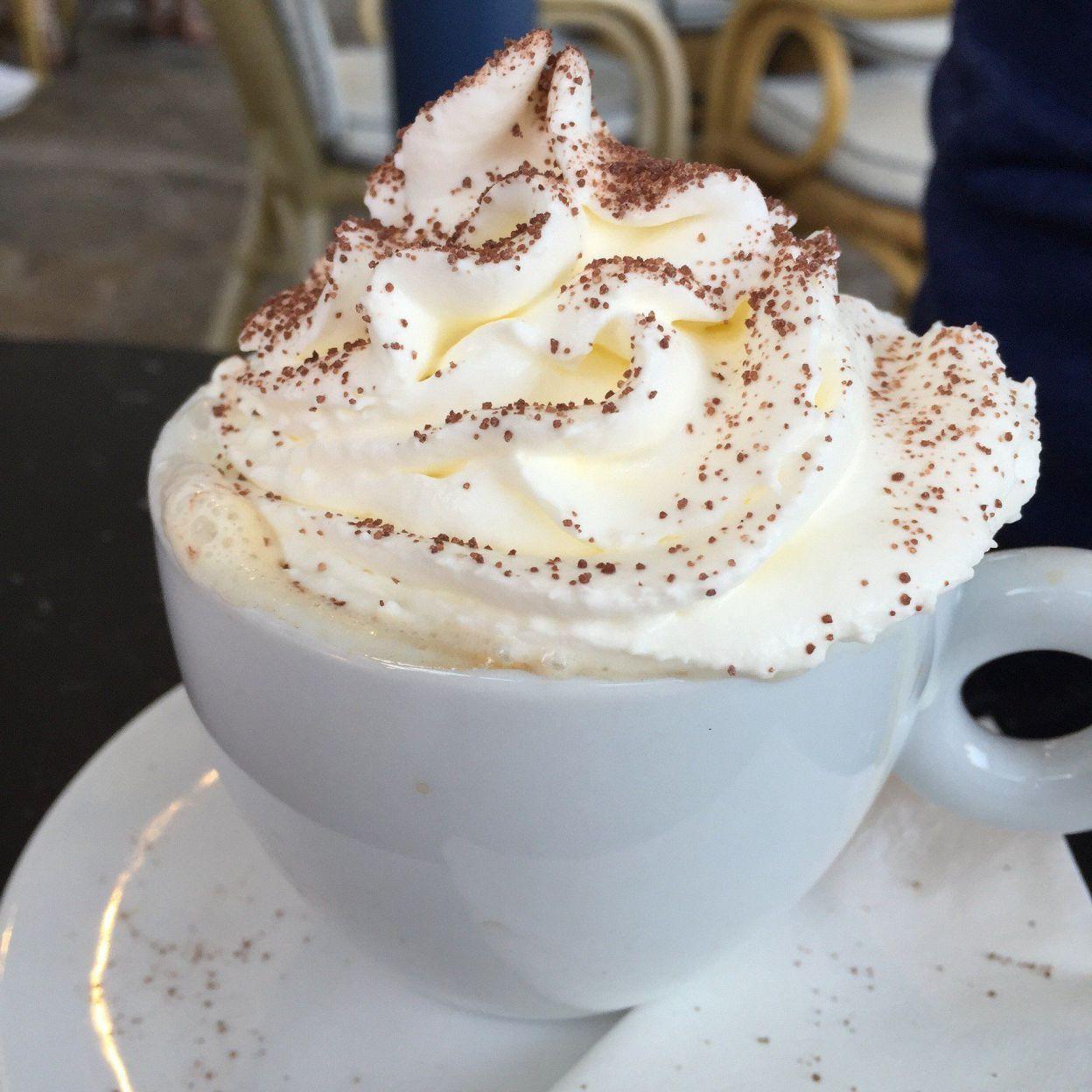 caffè padovano menta panna montata menta