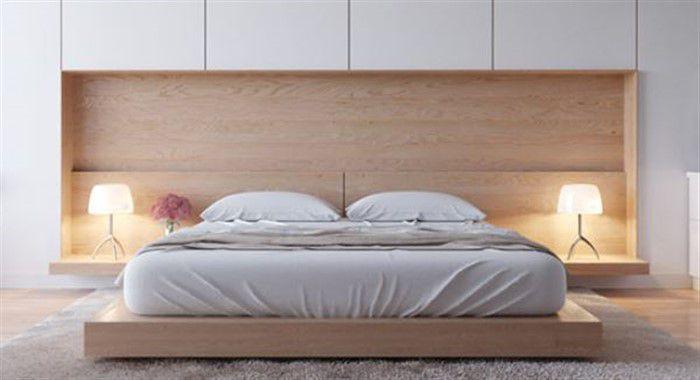 Come illuminare la testata del letto con 6 idee uniche - Testata del letto ...