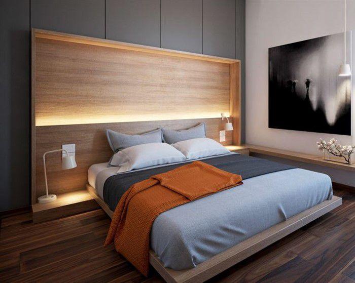 Testata del letto con cartongesso risultati immagini per testata letto cartongesso interior - Parete testata letto dipinta ...
