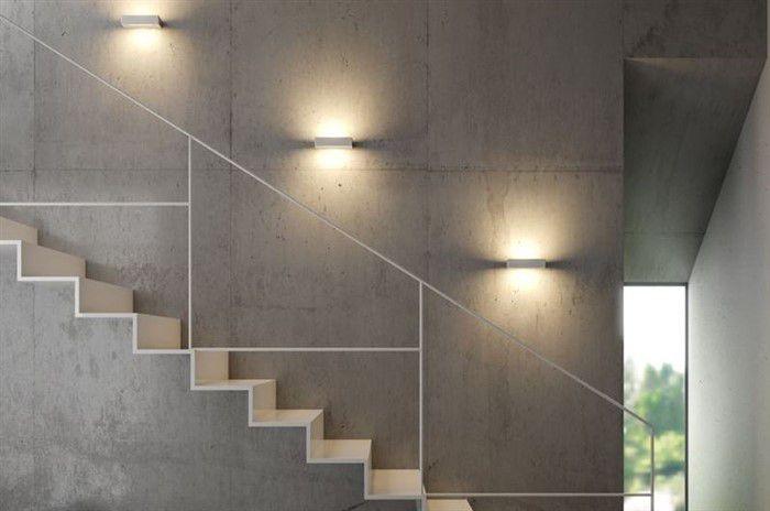 Plafoniere Per Scale : Come illuminare le scale? ecco i consigli per unilluminazione di