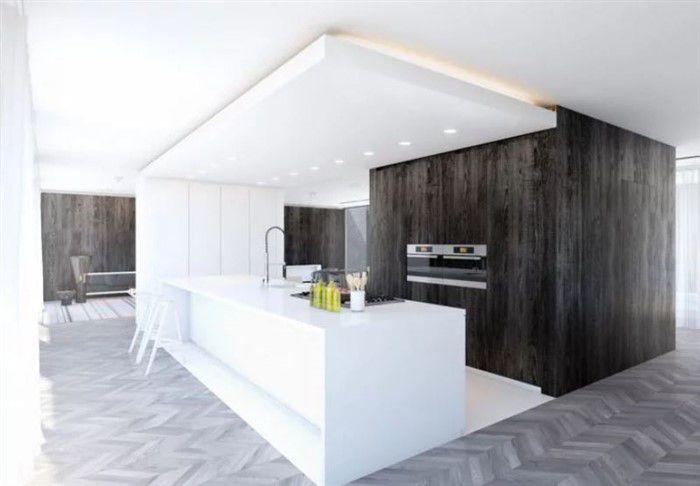 Come illuminare lisola della cucina? 4 idee eleganti e raffinate.