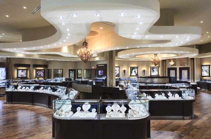 Come illuminare una gioielleria per aumentare le vendite
